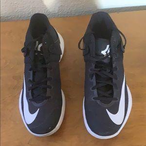 Nike KD Sneakers Basketball shoes Black White